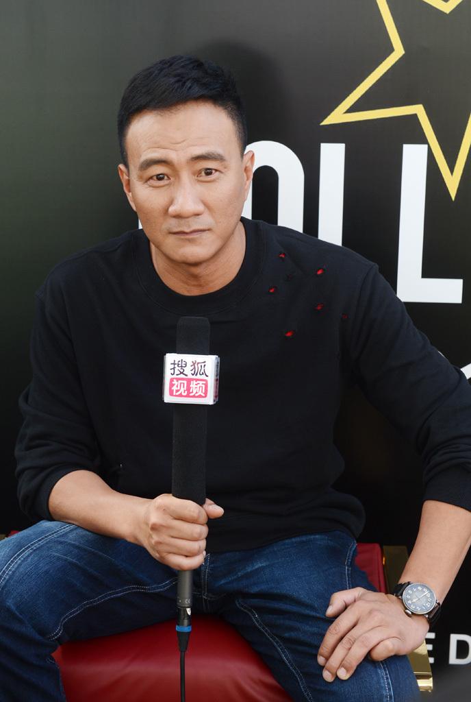 专访胡军:我做事随缘,吴磊