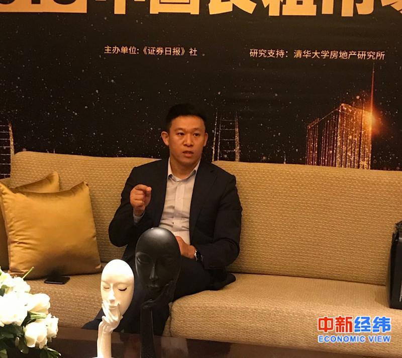 杨现领:租金在未来两三个月将进入下行周期