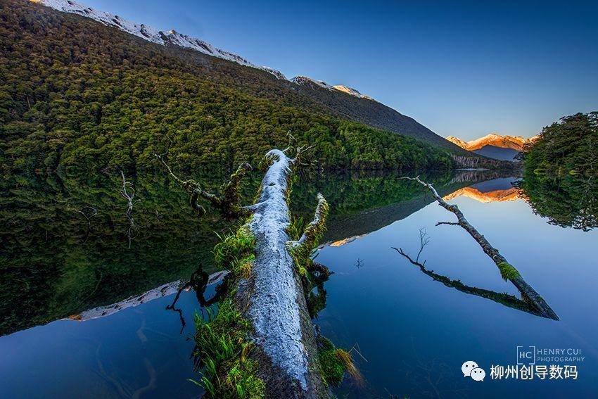 摄影大咖来袭丨新西兰著名风光摄影师-henry cui-为您揭开风景大片