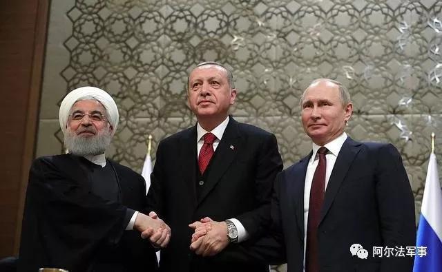 特朗普最不想看到的事发生:普京刚与两大国领导把叙利亚的事定了