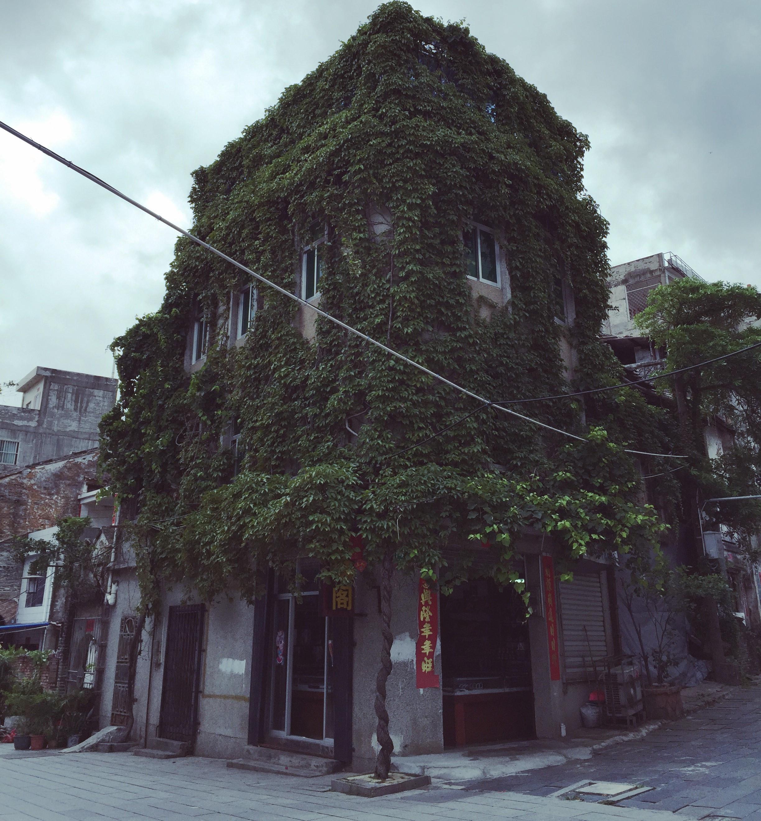 中國嶺南保存最完整的老街、也曾是電視劇《上海灘》的取景地!