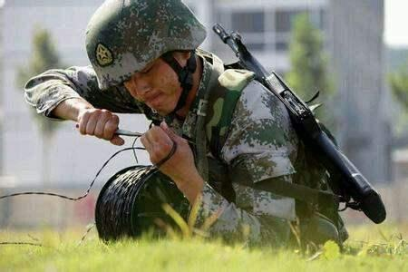 """为何军队中7要念成""""拐"""",0要念成 """"洞""""?退伍老兵说出答案"""