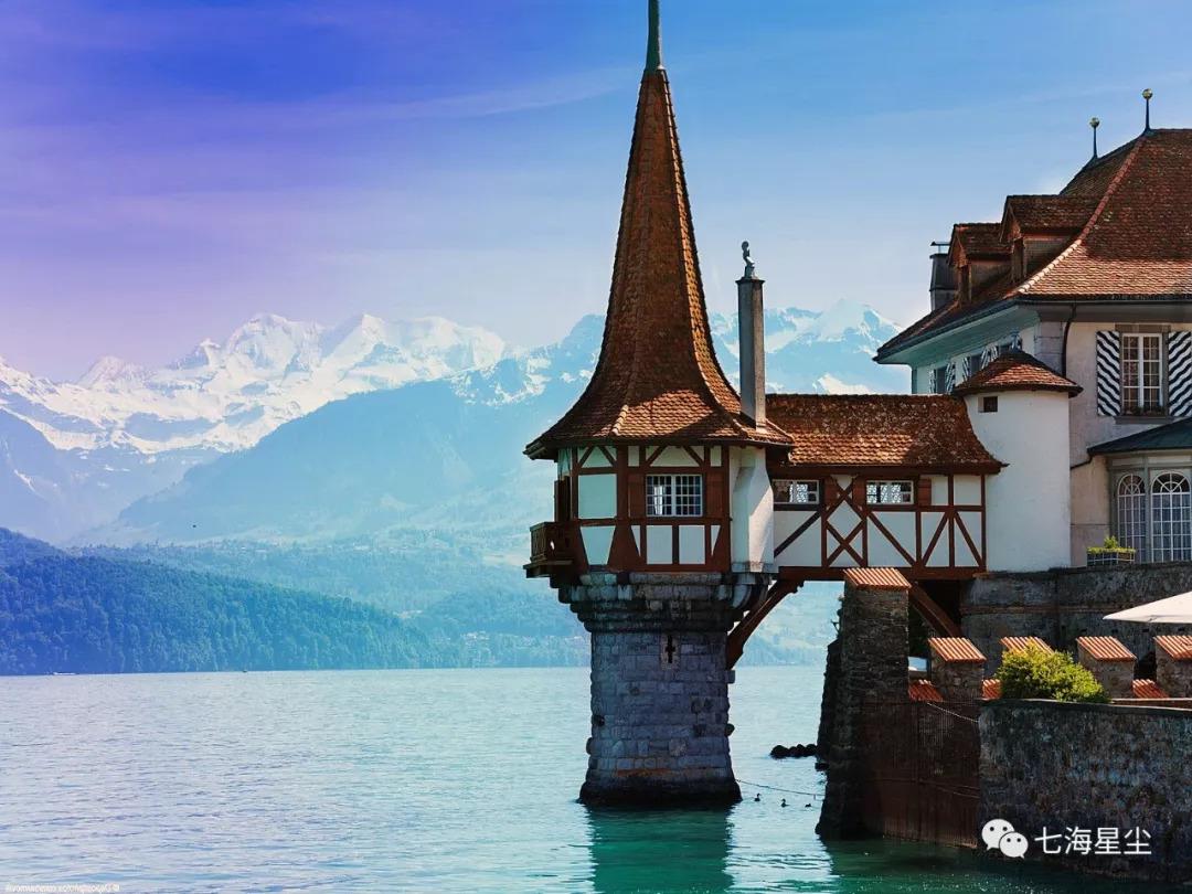 瑞士天赐美景里隐藏的秘密,去过也可能不知道!