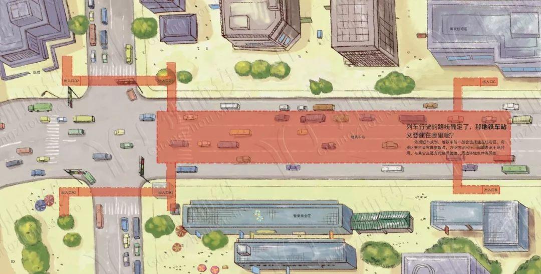 地铁的建造的全过程