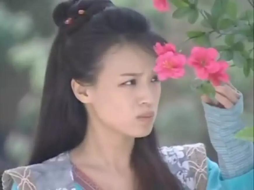 舒淇和潘迎紫同演红拂女,霍建华和邢岷山同演李靖,差距一目了然