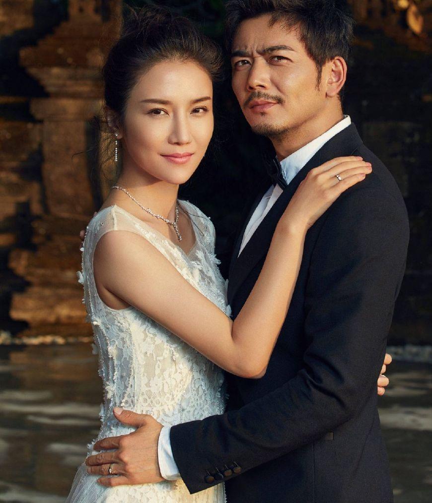 杨洋的妻子照片