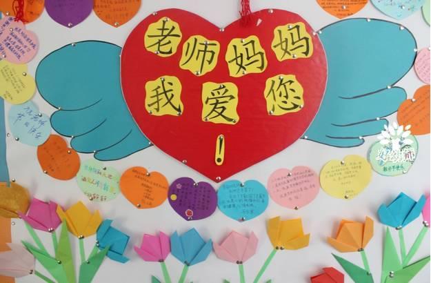 教师节贺卡制作+主题墙+手抄报+教师节祝福语素材快收藏吧!