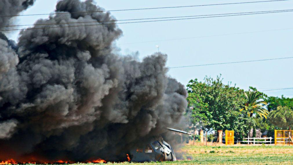 飞机坠毁全过程曝光,画面震撼恐怖!