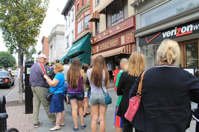 中国游客到美国旅游数量暴增 却有很多中国游客对美国感到很失望