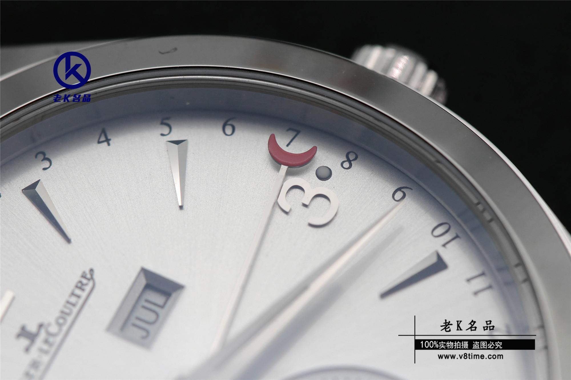 老K谈表【第228期】积家全月相大师系列评测