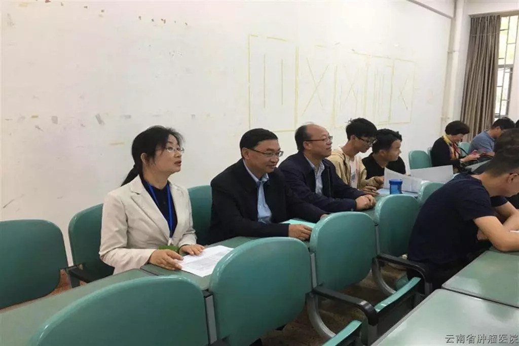 昆明医科大学第三附属医院 云南省肿瘤医院第一周教学工作平稳运行 开局良好