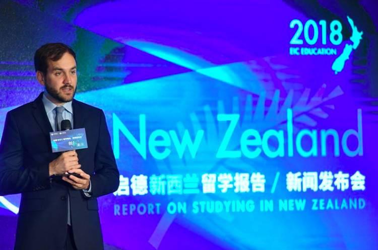 启德发布2018新西兰留学报告:去年留学总人数40323 人,文科类占比较高