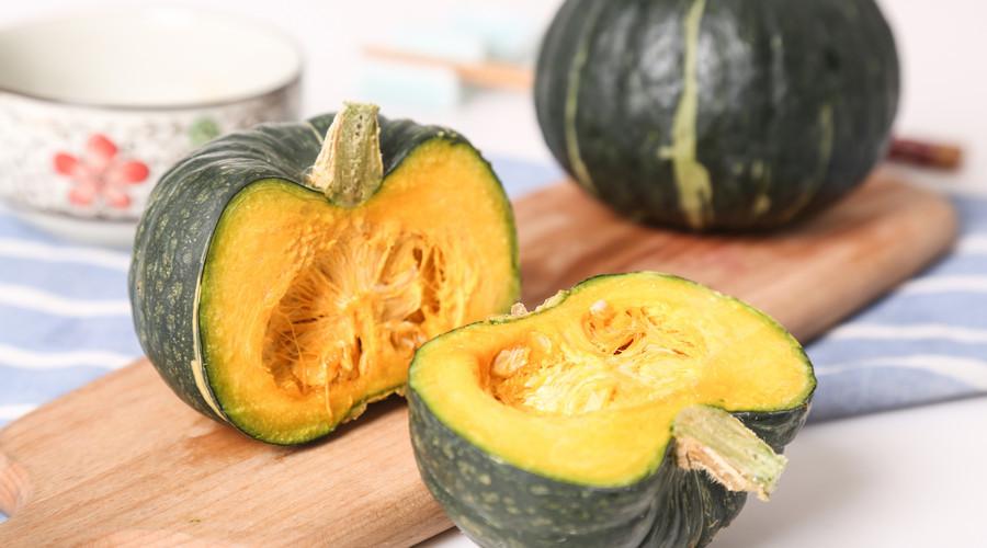 南瓜不仅营养好,还能扮演多种角色   每日涨营养姿势877