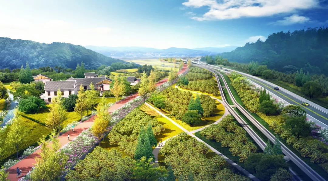 成都首条自行车高速公路邛崃开通!跨越千年骑行,有范更有味!