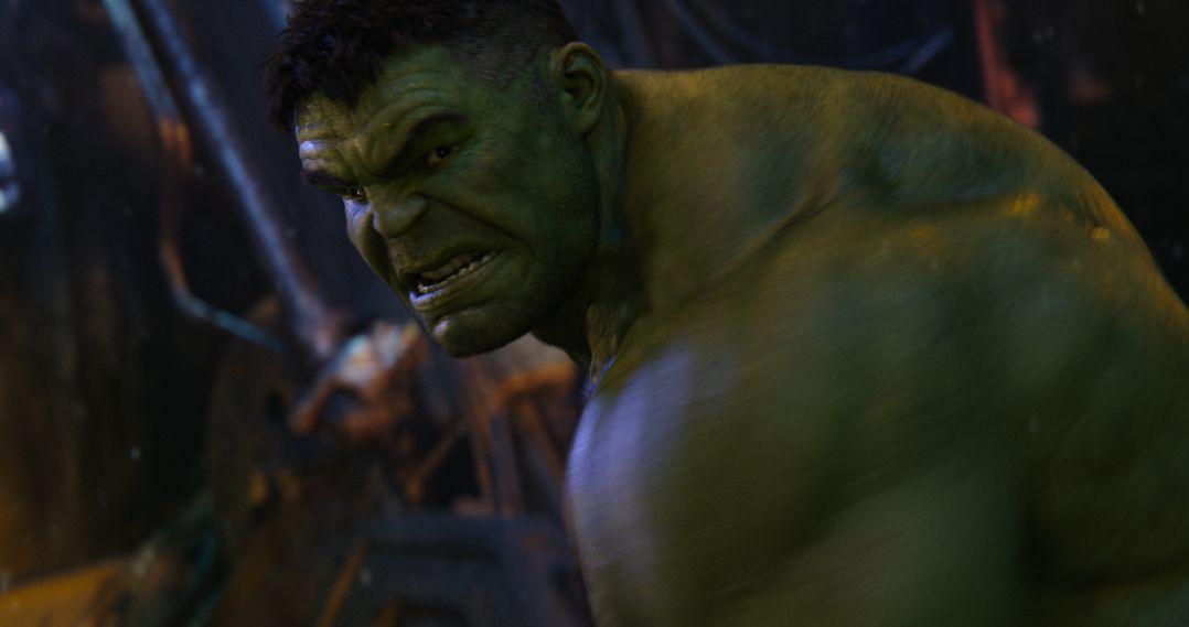 复联4 中,绿巨人最怕的角色是谁 马克叔又来剧透了 班纳