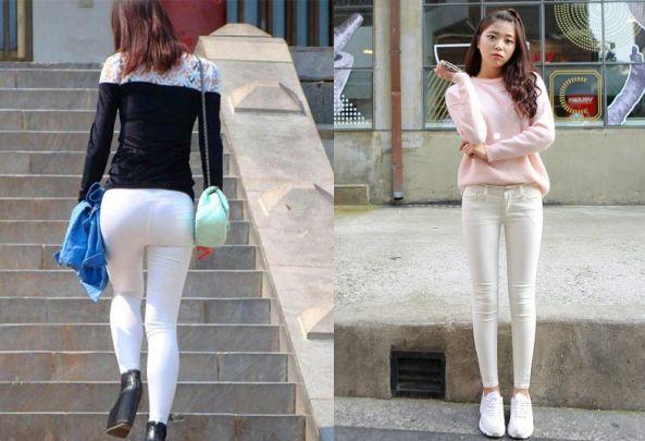 """天气渐凉,下半身""""肉""""多的女人,这3种长裤尽量少穿,太显矮!"""
