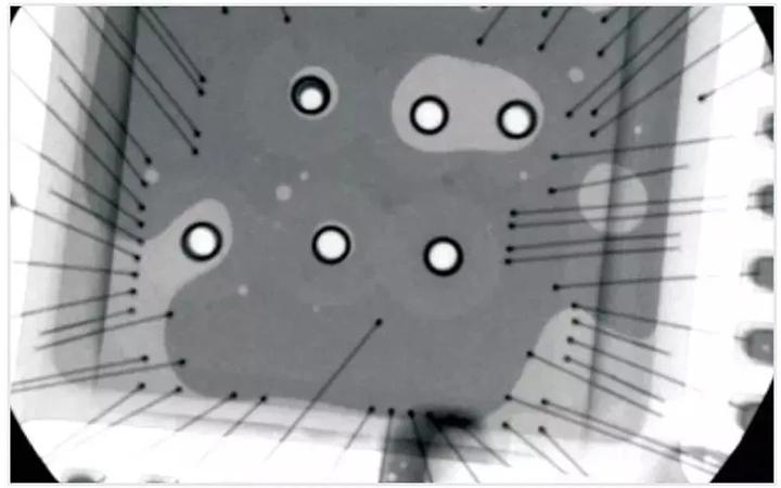 x射线黑白的产生原理_x射线产生原理