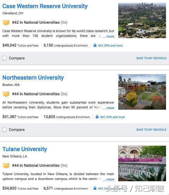 2019全美大学排行_重磅 USNews 2019全美大学排名发布