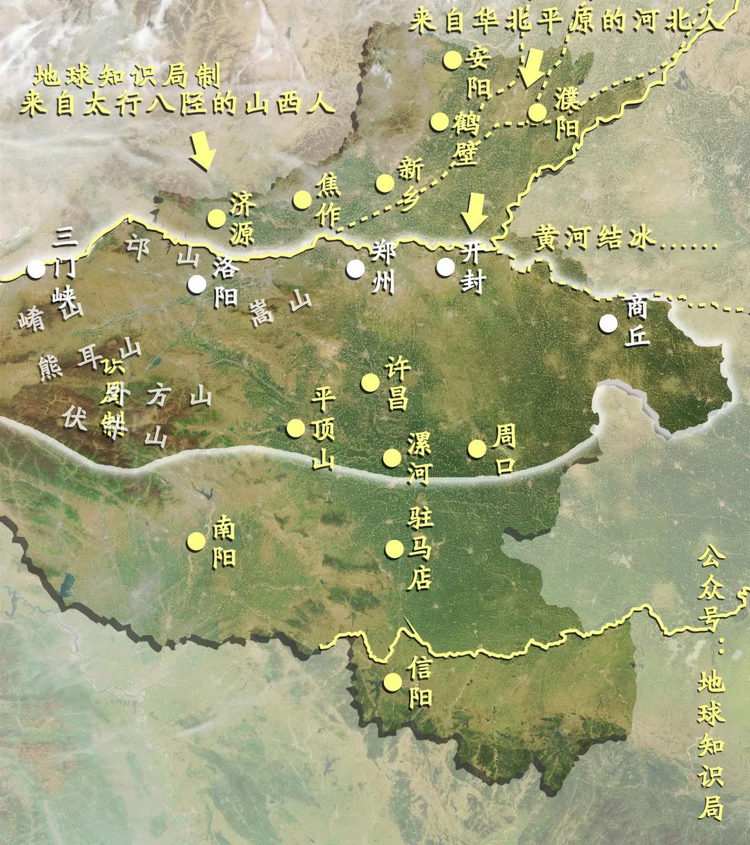 中国地图长江黄河图 长江、黄河、中国心- 豆丁网