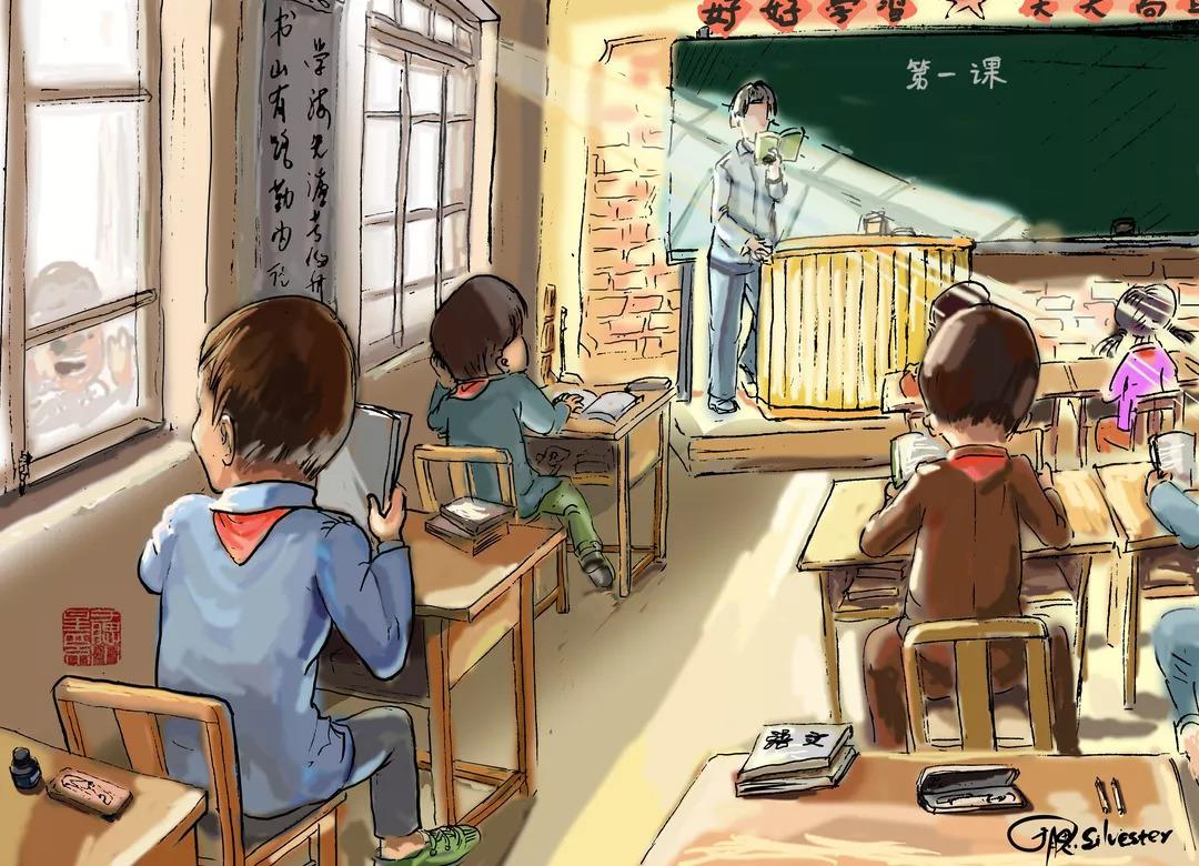英语教师节贺卡