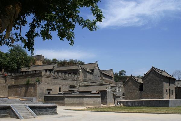 河南有一民间故宫比乔家大院大40倍,慈禧太后曾在此住过一个月