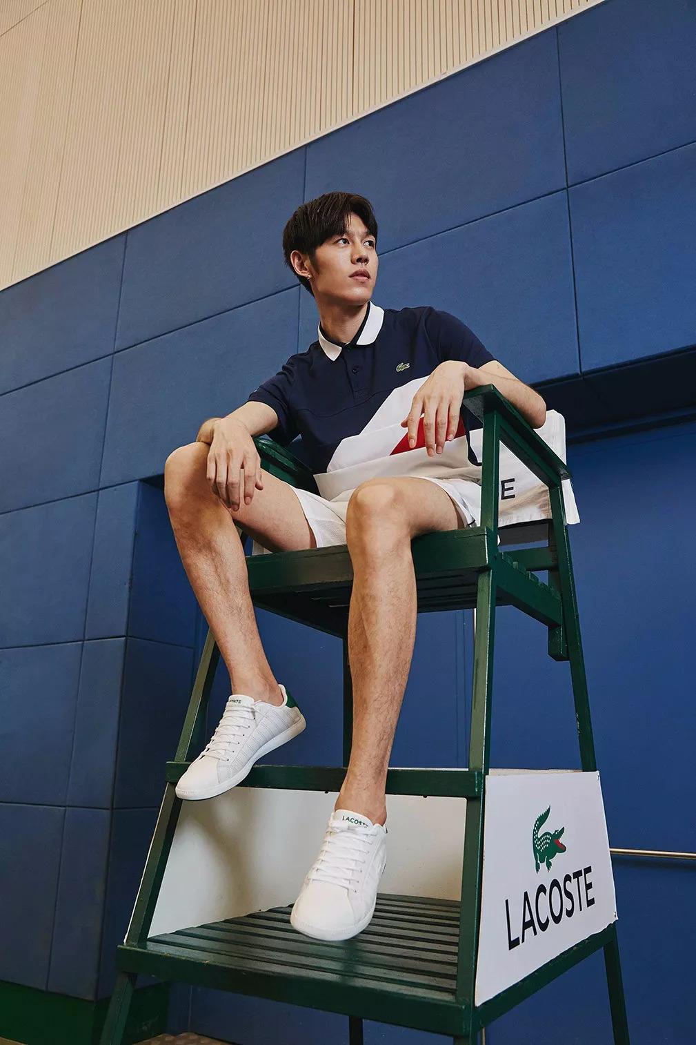 都什么年代了,穿 LACOSTE 就只能打网球吗?