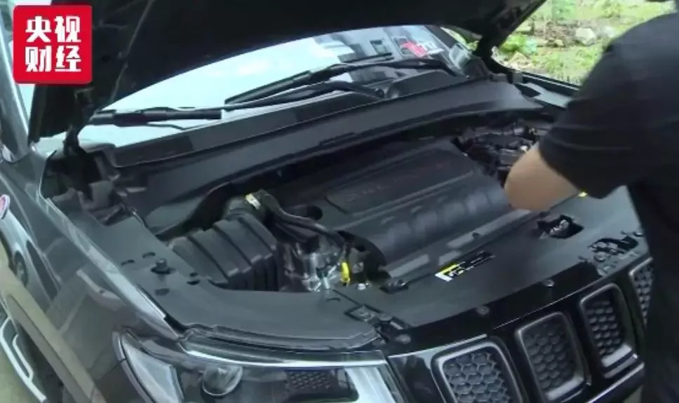 央视曝光:广汽Jeep汽车严重烧机油,厂家使劲甩锅