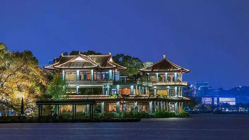 认识别墅中的湖畔茶普洱传说居品成都的售古树在杭州图片