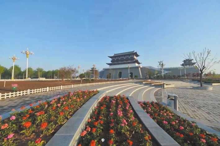 太阳城赌场8地喜获国家园林城市(县城)称号:武安、魏县、邱县等
