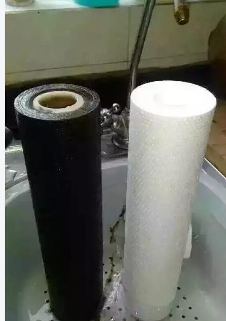 净水器滤芯告诉你,你喝的水有多脏