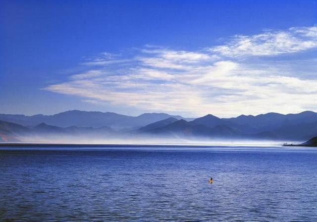 云南有九大高原湖泊,有一处是我国的水资源战略储备库