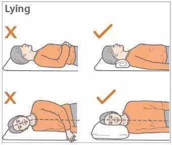 睡觉不用枕头就可治好颈椎病?千万别!