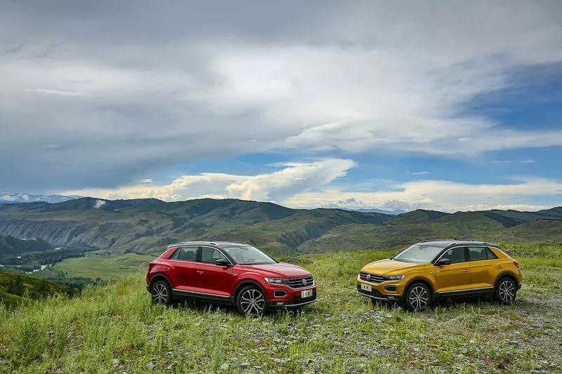 上市首月破3000辆 T-ROC探歌定义紧凑级SUV发展新趋势