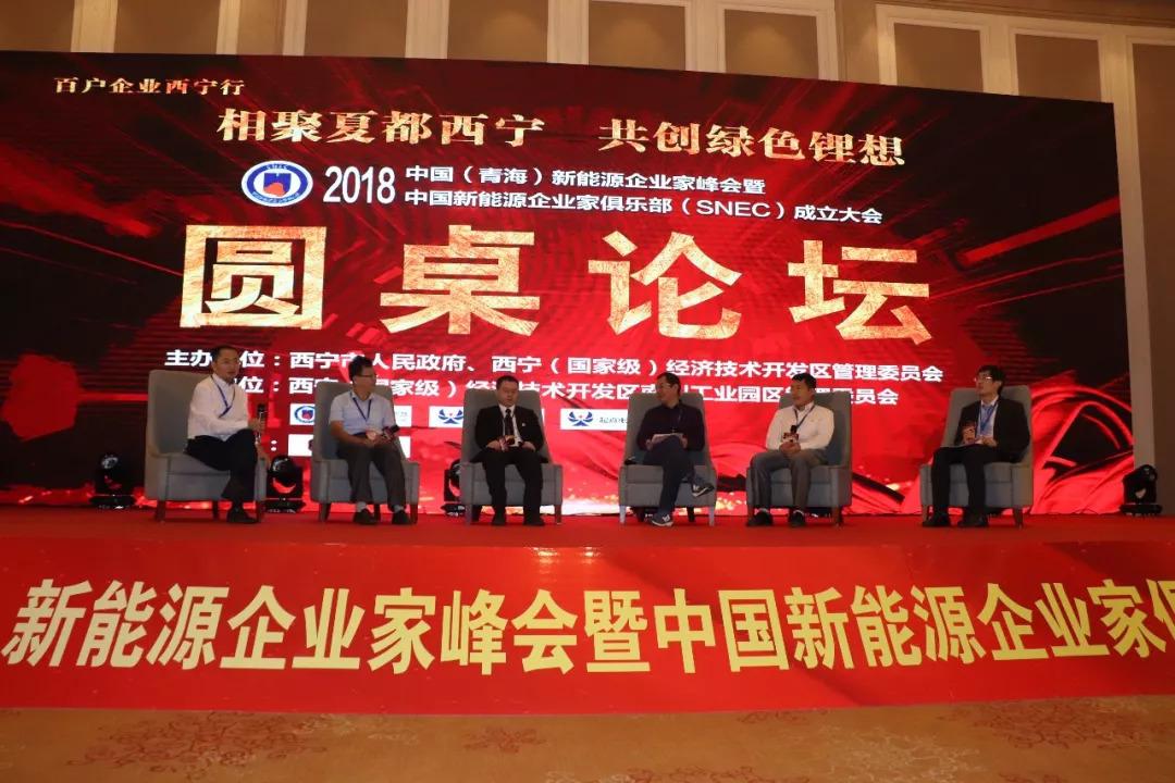 黄士林/王高武/赵/刘/等大咖啡畅谈新能源汽车产业发展