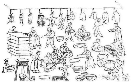 古代楚国人吃饭都有什么讲究