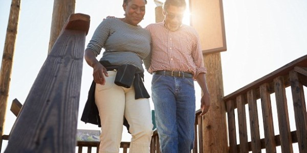 美国心脏病学院学报 | 老太太每天走路20分钟降低25%心衰风险