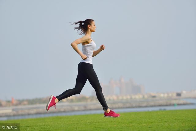 跑步是一种自律,走,我们跑步去!