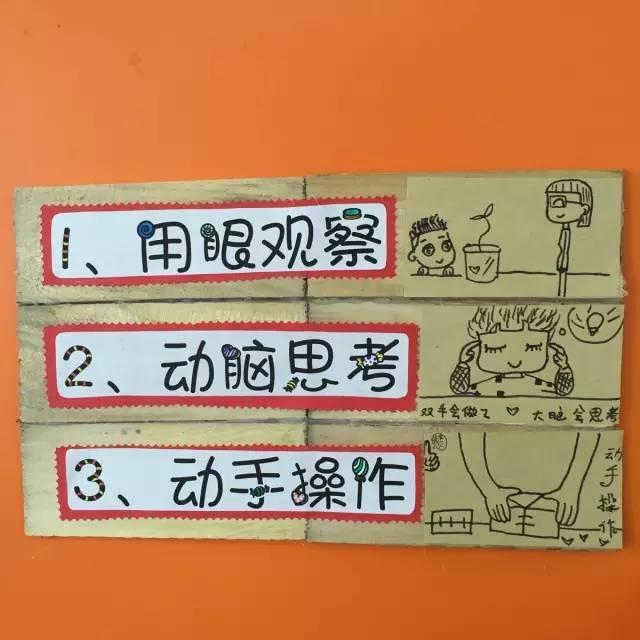小规则大作用——幼儿园区角环创之规则提示!