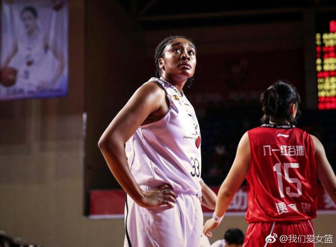 新浪nba视频直播间 曝首钢女篮新赛季外援确定 WNBA探花秀火线加盟