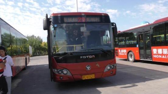 大庆爱心公交司机一个举动挽救了一个生命