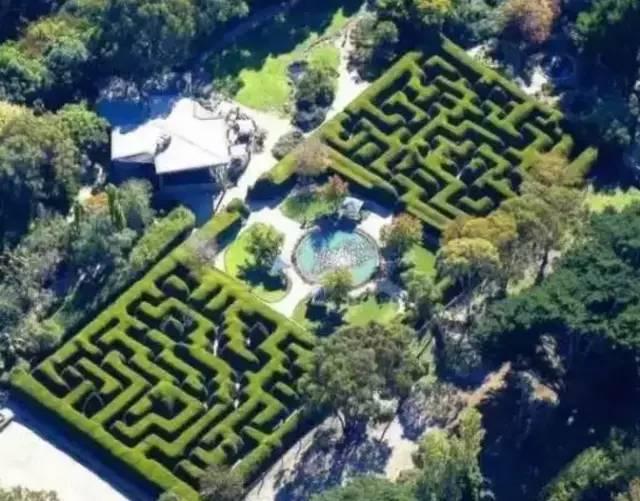 风靡全球3D绿植迷宫空降扬州,不想来挑战吗?