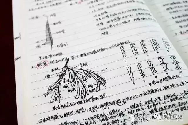 检查学科作业小学法是指在日常做笔记的过程中,把相应正文或相应语文笔记教育备课分类总结图片