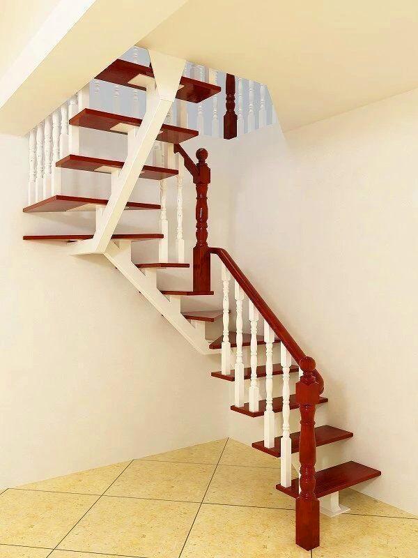 动手做个钢架楼梯,全小区最漂亮!