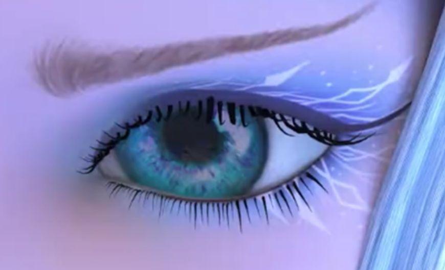 五只邪恶的叶罗丽眼睛,30秒内你能说出角色名吗?图5难倒很多人
