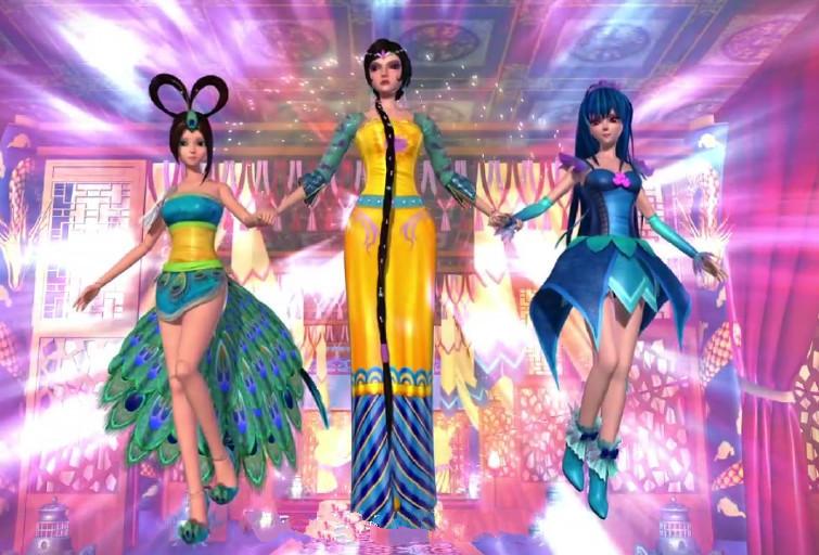 叶罗丽第六季:孔雀仙子竟是曼多拉的女儿?镜子和羽毛你留意了吗图片