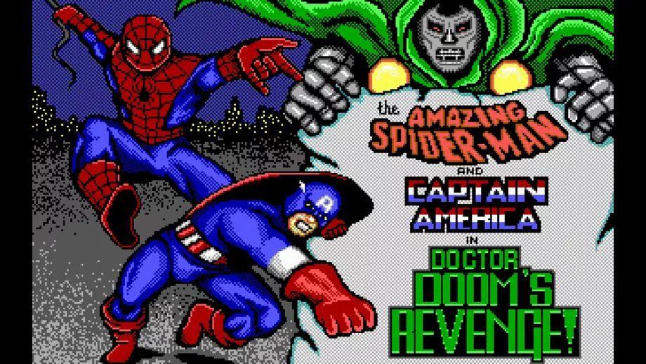 蜘蛛侠游戏发展简史:从8位像素到高清主机版