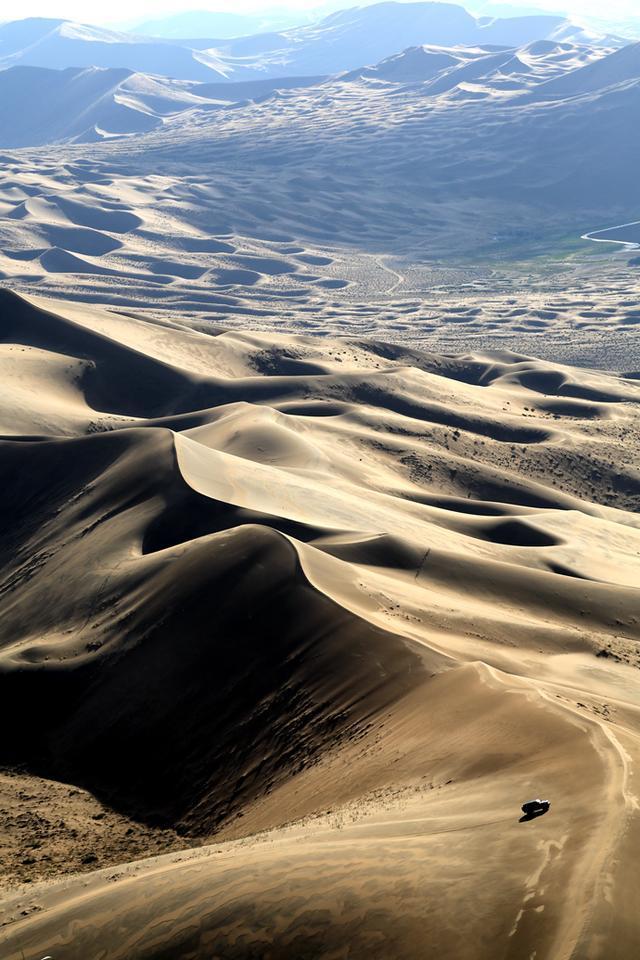 原来中国有两座世界最高峰,一座在西藏,另一座就在内蒙古!