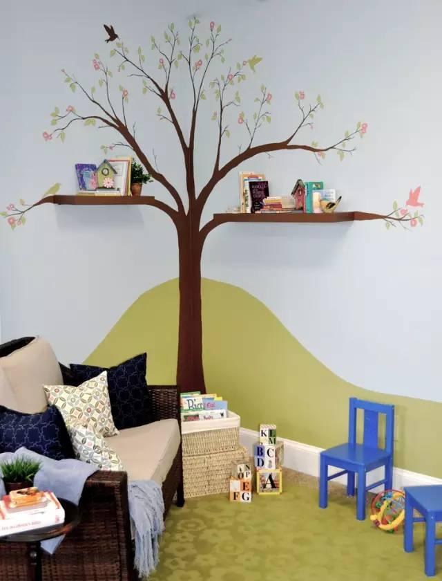 创意手绘墙,让你了解不一样的艺术!