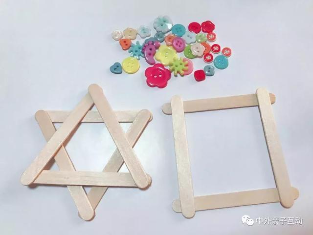 脑洞大开 | 如何废物利用手工制作装饰画,相框,玩具?