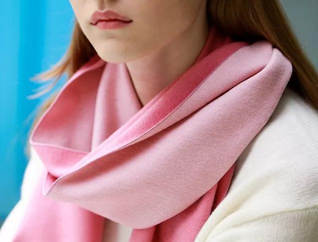 谁能告诉我如何把爱马仕的丝巾绑在包的把手上